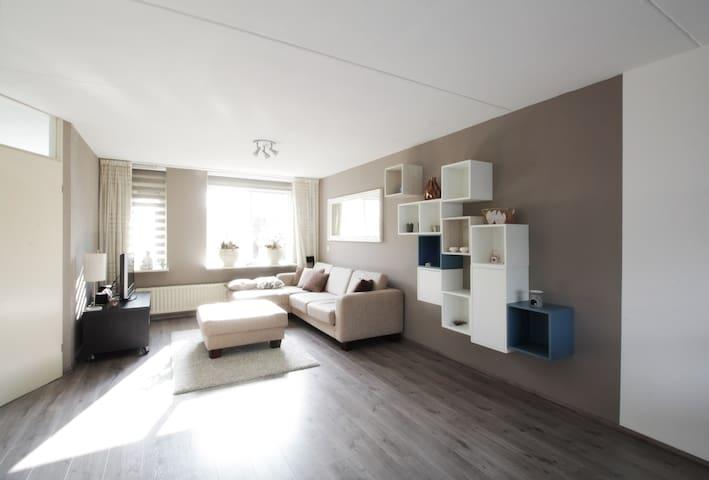 22m2 Prive kamer met Airco +Fietsen - Breda - Ev