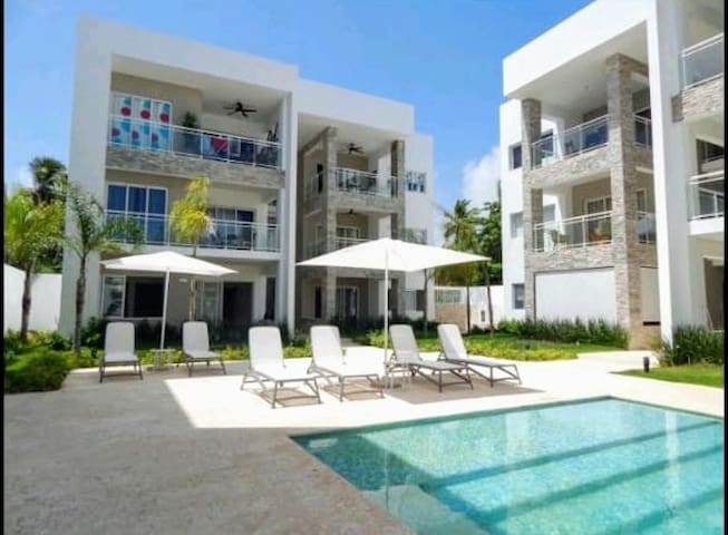 New & Exclusive Apartment bavaro Punta Cana beach