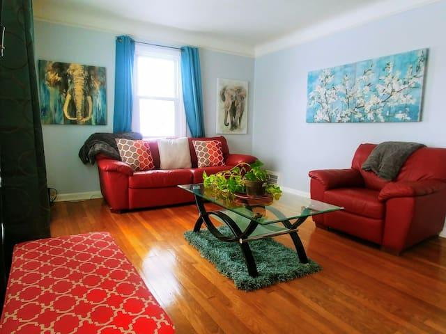 Comfy Old Brooklyn Home