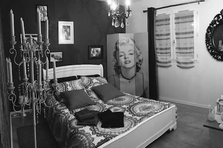 Chambre indépendante baroque - Beauce - Talo