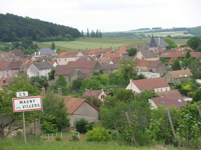 Logis Saint Martin - Magny-lès-Villers - Dům