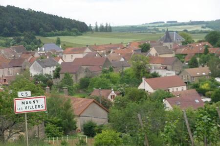 Logis Saint Martin - Talo