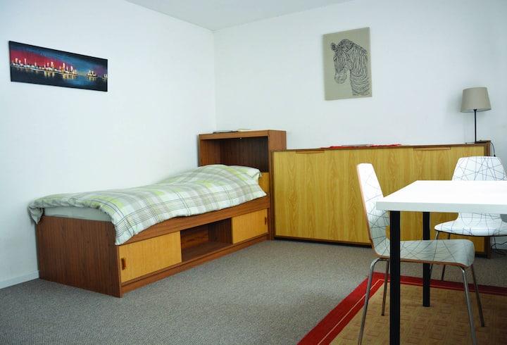 Quiet and Convenient studio flat
