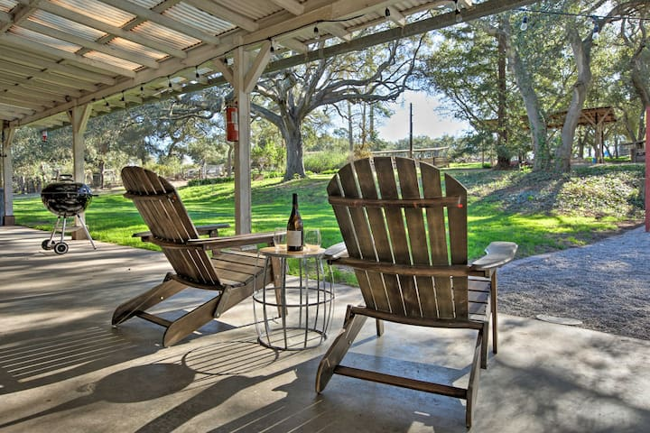 Pet-Friendly Home - 3 Mi to Golf Course & Wineries