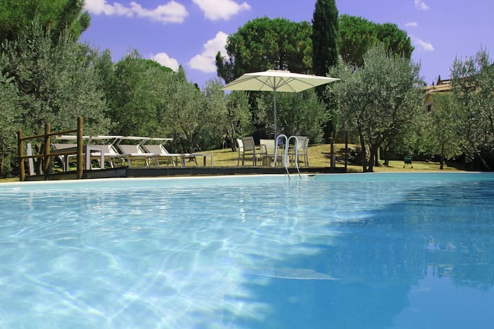 Spuntone - Exclusive Villa in Val d'Orcia