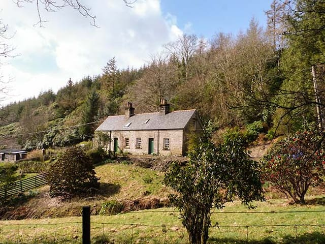 2 TAYNESS, family friendly, with open fire in Kilmartin, Ref 29480