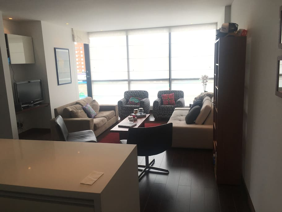 Área Social / Living Room