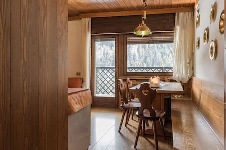 Lovely Two Bedrooms with Great View - San Vito di Cadore - Apartamento