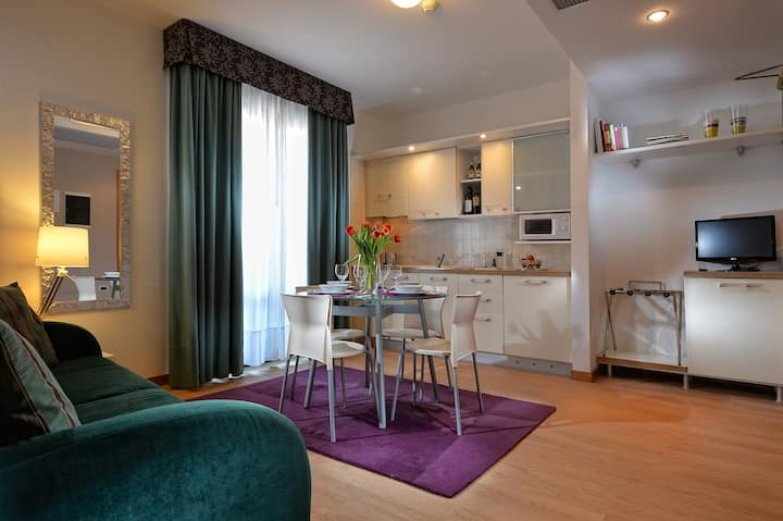 ELITE - Serviced Apartment Studio