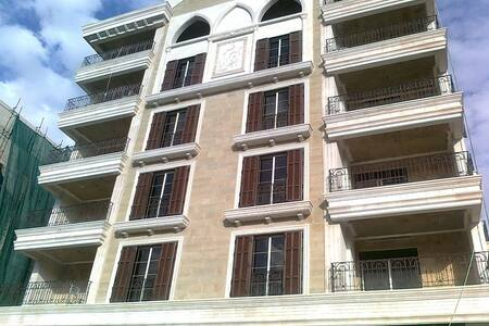 A luxury furnished Apt  in Beirut, 215 m2