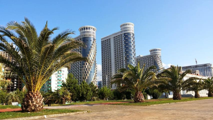 Mukha's Black Sea apartments - Batumi - Résidence de tourisme