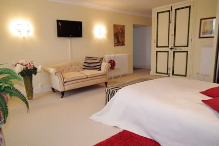 Le Jardin - 85 sq metre apartment - Deauville - Apartment