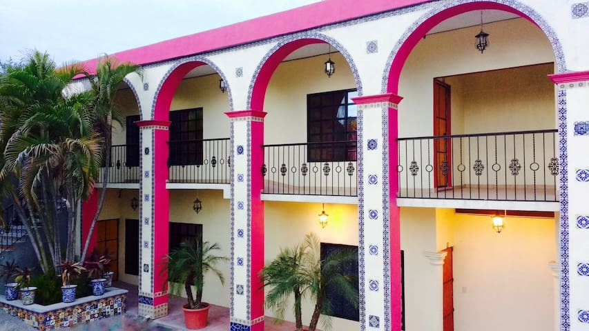 QUINTA LOS AZULEJOS (Habitación #6)