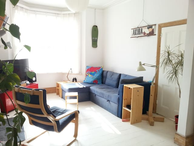 Newly decorated 2 bed Victorian house - Greater London - Huis