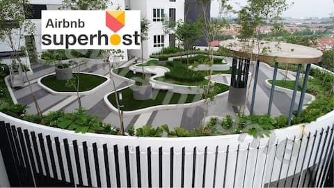 ArbarHome w Wifi! Impiria Residensi Port Klang