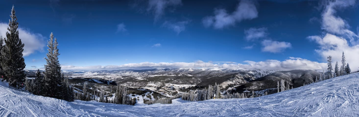 Spend a fun-filled day on the mountain. Winter Park Resort boasts over 3,000 skiable acres.