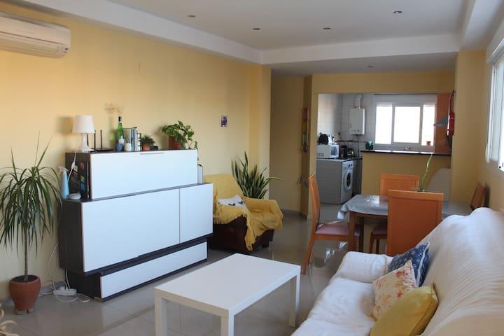 Habitación para 1 persona.