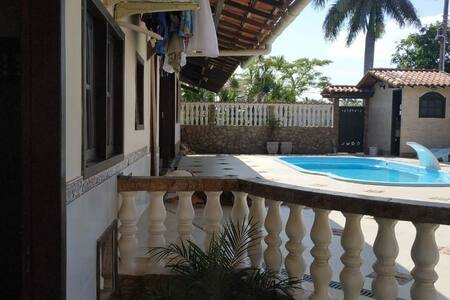 Suite a Beira Mar 02 ( com piscina compartilhada)
