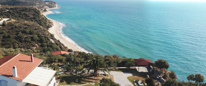 Stunning Ocean cliff view★Relax★Families★Couples