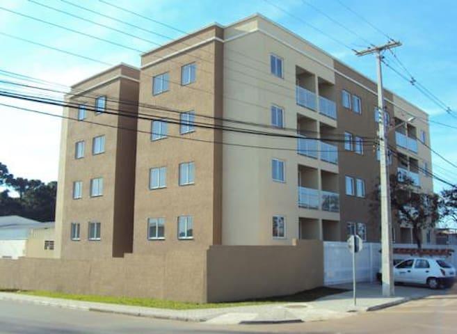 Lindo apartamento novo e aconchegante com sacada!! - São José dos Pinhais - Wohnung