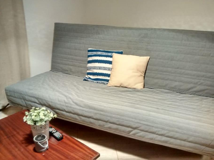 Sala - sofá cama