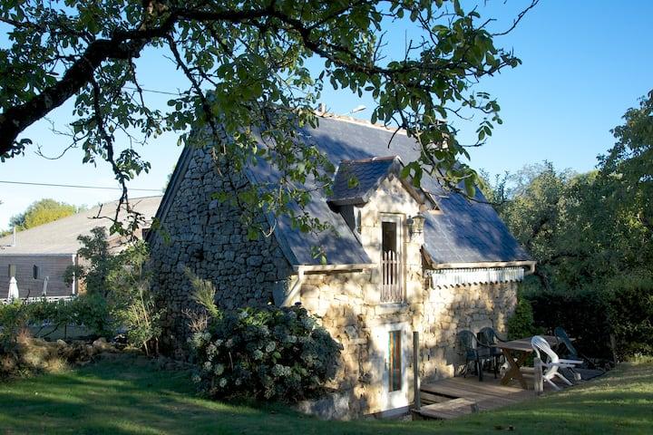 'A'mour'  gites charlannes   Vallée de la Dordogne