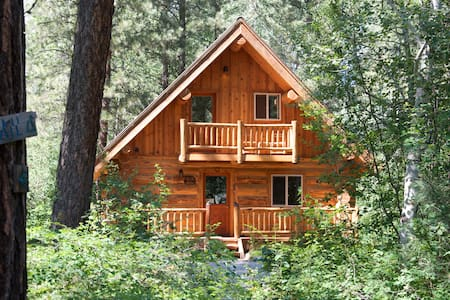 Aspen Hollow Cabin-Ski Trail Runs Thru Property!