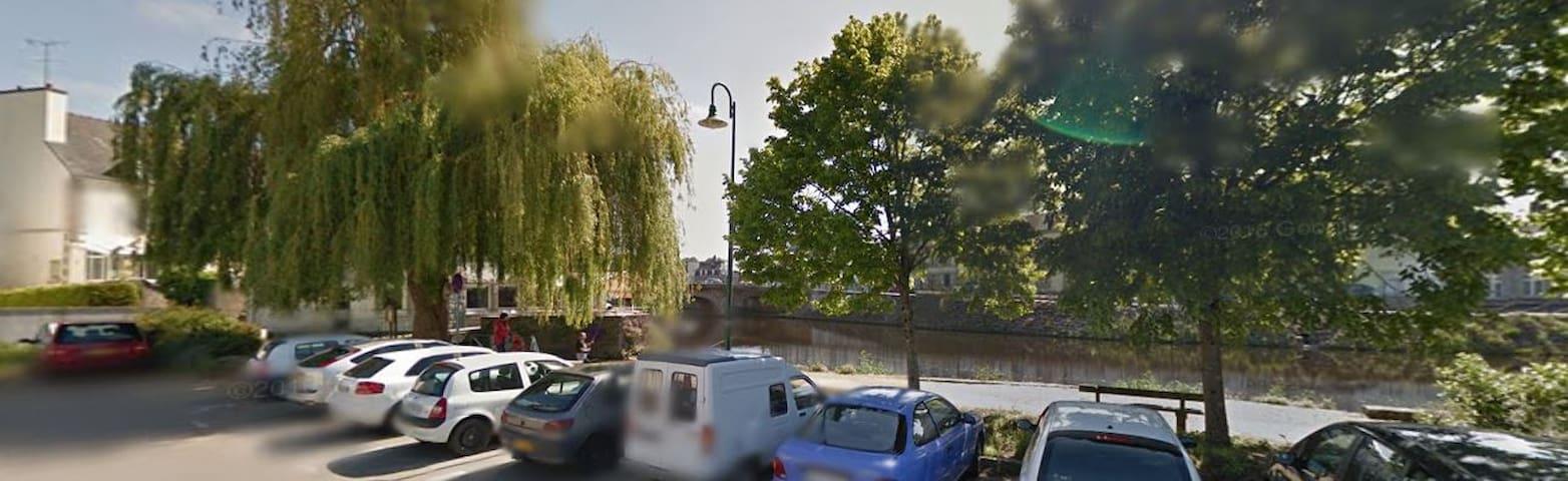 Appartement proche centre - Pontivy
