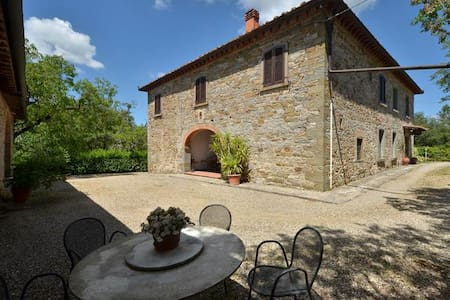 porzione di colonica - Gaiole In Chianti - Villa