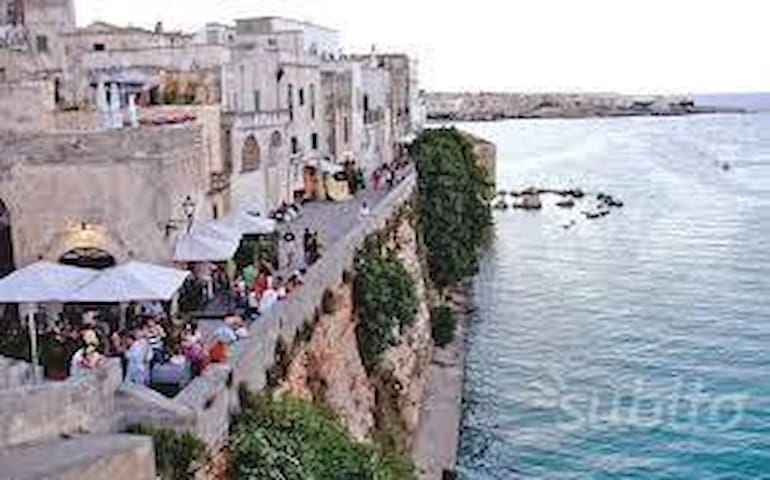Otranto a pochi passi dal mare - Otranto - Appartement