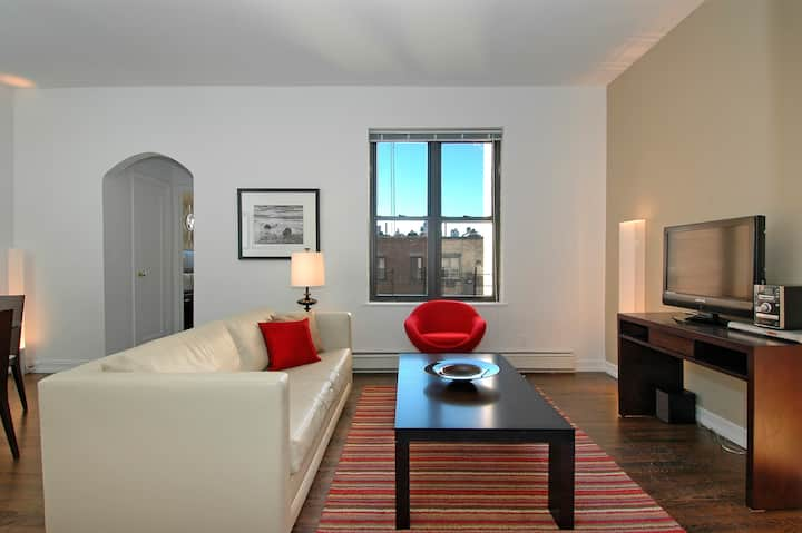Calm Charming Upper West Side One Bedroom