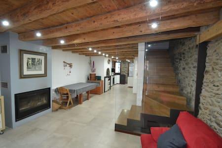 Casa de Pueblo en el Corazón del Pallars Sobirà