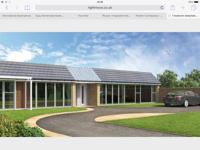 Brand New bungalow - Kingston upon Thames