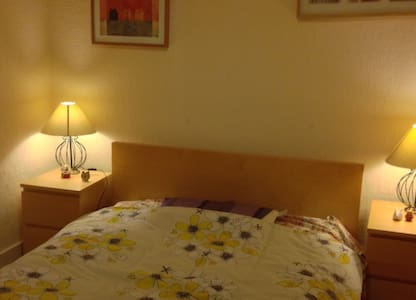 Nice bedroom in the city centre - Aberdeen - Appartement