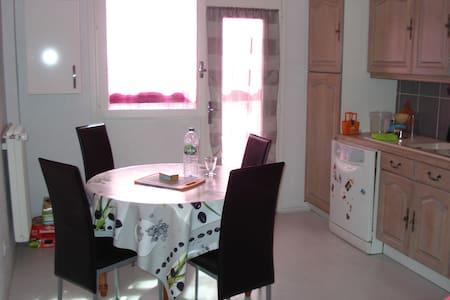 Jolie chambre dans bel appartement de 105 m2 - Cournon-d'Auvergne