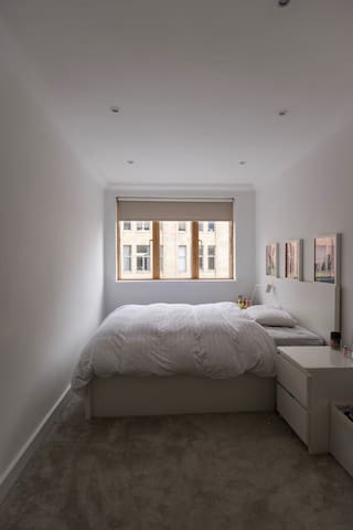Modern, Central Location, Double Bed