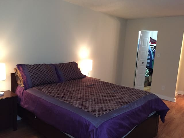 Spacious master bedroom - Annandale - Pis