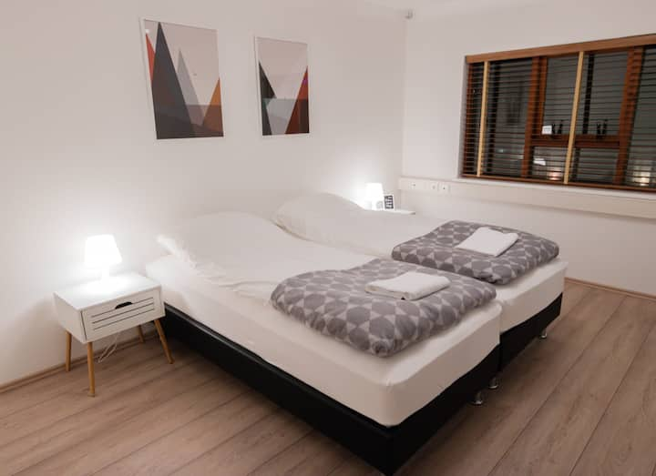 Puffin Palace Guesthouse - Double or Twin Room with Shared Bathroom