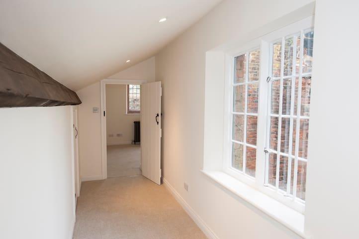 Side Room off the Master Bedroom (for children)