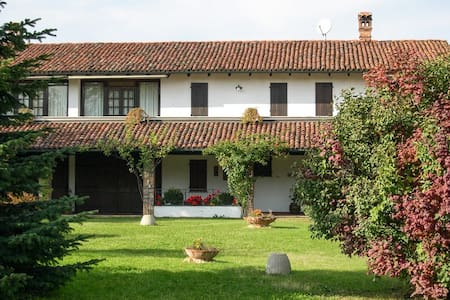 Country house with garden and vineyard - GiùGiò