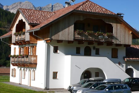Apartments with view Dolomites - Villabassa - Квартира
