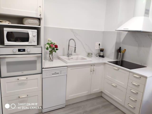 Precioso apartamento ,  permite animales