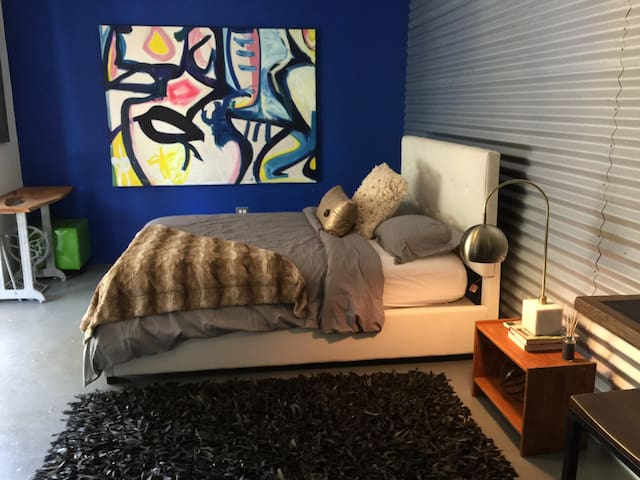 Luxury art and surf apartment - Isabela - Apartamento