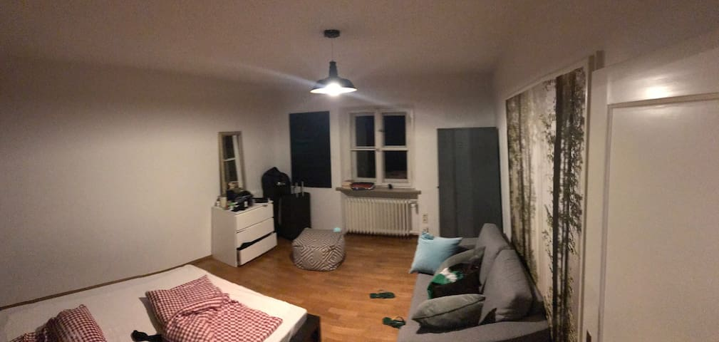 Ruhiges WG Zimer in Einfamilienhaus Sendling