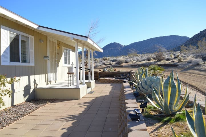 Hillview Cottage at Joshua Tree National Park