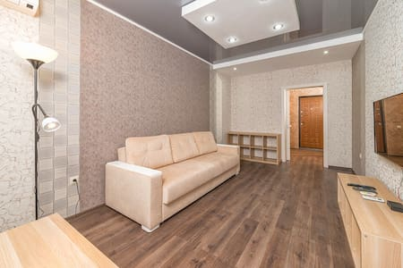 Новая, уютная квартира 3м от пляжа на машине,центр - Appartement
