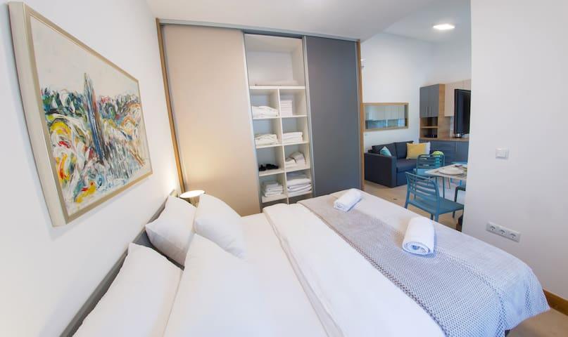 Studio Apartment Morning Star