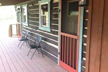 Front Door to Common Area
