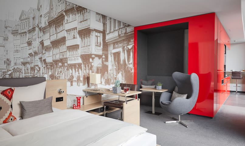 Stylish Apartments in Sachsenhausen