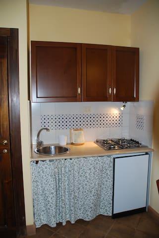 Casale Carocci appartamenti UMBRIA - Preci - Huoneisto